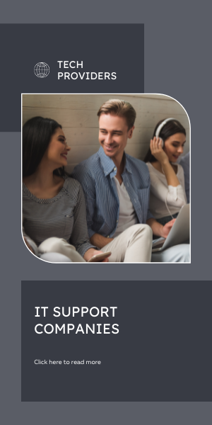 IT SUPPORT COMPANIES